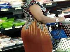 Mature hefty booty 6
