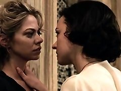 Analeigh Tipton and Marta Gastini in girl-on-girl sex vignettes