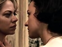 Analeigh Tipton and Marta Gastini in girl-on-girl fuck-fest scenes