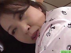 Yuuko enjoys hard pleasures
