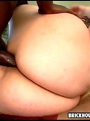 hot slut gets her big black ass fucked