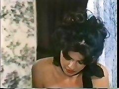 Bridgette Monet gets down on her knees to get a knob