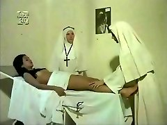Obgyn scene in a foreign film