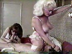 Helga Sven facesitting John Holmes - smurf