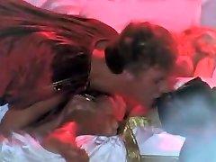 Horny first-timer Threesomes, Big Knob adult clip