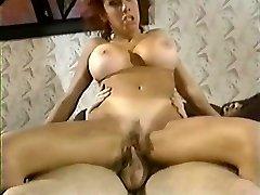 Vintage Immense Tits Redhead Bunny Bleu