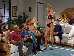 Jamie Leigh - House Party Orgy