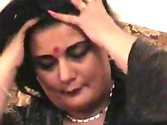 Indian - BBW Domme gets her pussy licked