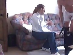 my rimming mom caught on spy camera.