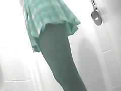 Hidden cam in toilet - 7