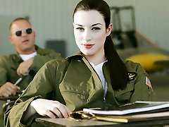 Stoya & Mick Blue  in Top Guns, Sequence 2
