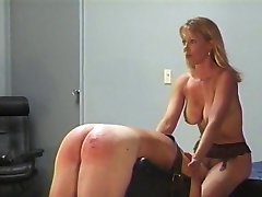 Femdom Spanking for the Ass Lover