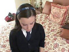 Schoolgirl Fuck (scene 1 of 5)