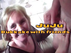 Bukkake com os amigos