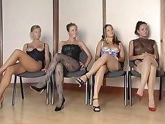 Spanish Female Body Inspector