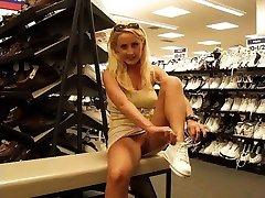 SEX PUBLIQUE Drole de shopping by ass974