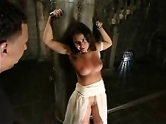 More caning for a sexy slave