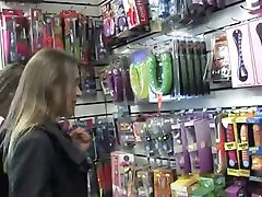 A Visit to the Adult Store