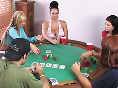 Swingers grać gra w karty poker