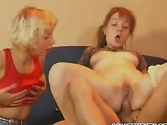 Amateur Mom trains her daughter to suck and fuck - .COM