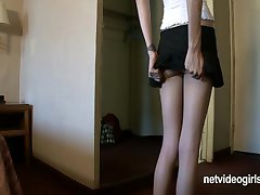 Amy Kalendorius Audition netvideogirls