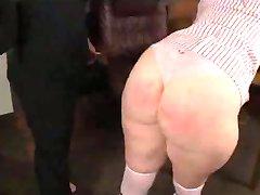 Vanilla Vixenxxx Gets Spanked