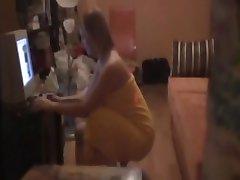 Laska porno SE мастурба