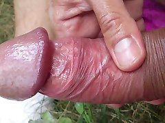 Dick Head Closeup