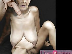 I love granny pics and photos compilation