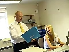 Teen Secretary Conforms