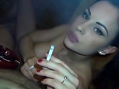 Hotel Whore Luvs To Smoke And Shag