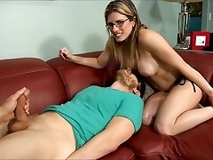 Bisexual Fooled into Homo Handjob and Blowjob