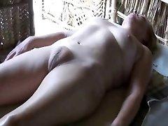 Mature Vulva Massage