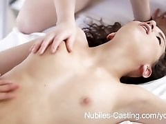 College freshman Belle Knox dukes it out with a good-sized bone