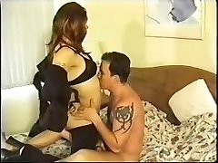 90s Crossdresser Lovemaking 1