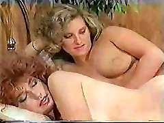 Big-dicked she-male makes her sexy girlfriend feel really excited