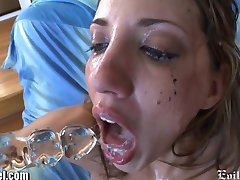 EvilAngel Dirty Girls Gagging on Toys