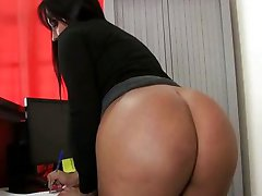 Perfect round ass Cielo