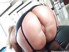 Poolside ass pounding