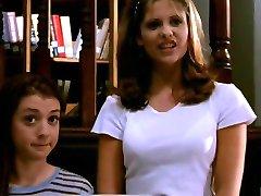 Sarah Michelle Gellar Young Buffy Mmmmmmmmm