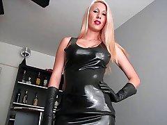 Mistress makes you her slave