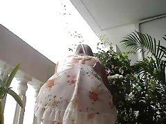 voyeur 21, hidden cam,no panties, his friends girlfriend (MrNo)
