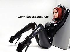 Latex Costume