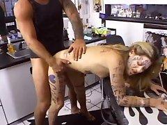 Tattoo Shop Freak Bitch Amythiest