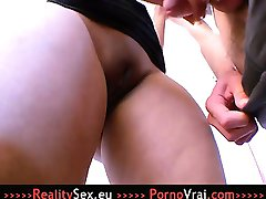 Sabrina French Arab Anal has a Big Ass