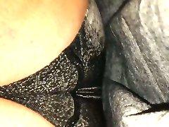 Юбка с красивой попой