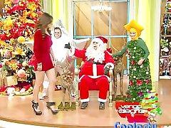 Eduman-Private.com - Tania Rincon Seksi Mini Falda Roja