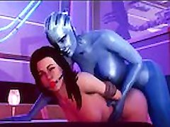 Liara Tsoni Compilation - Mass Effect Andromeda 3D
