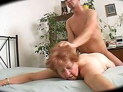 Huge Butt Curvy Granny - Sixty Nine