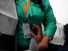 Office Girl Mansi fuckfest in boss cabin 26